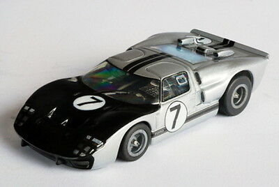 AFX GT40 #7 Hill - CLEAR