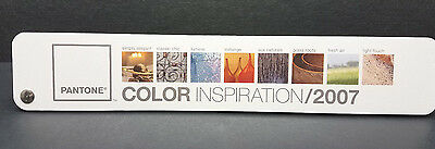 Pantone Color Inspiration Guide / 2007..