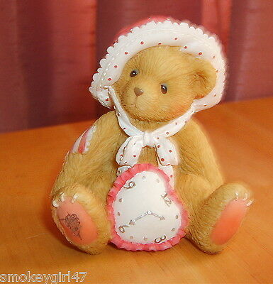 Cherished Teddies Special Limited Edition Val Figurine