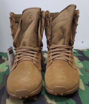 Garmont Tactical Series T8 NFS 670 Coyote Tan Boots Size 10 Regular