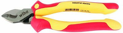 "Wiha Insulated 8"" Heavy Duty Cable Cutter/32927"