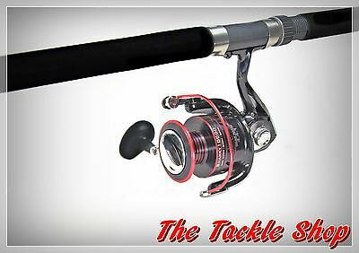 "6'6"" Boat Game Combo-Kastking Sharky10000 11BB Reel + 24Kg BTO 198/24 Rod"