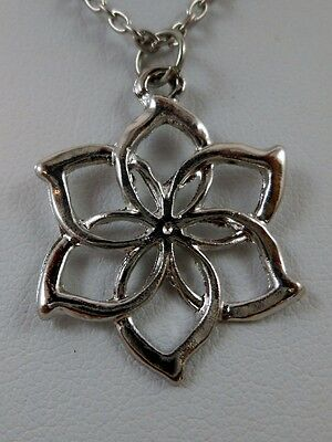 """Wiccan Pentacle of the Goddess Pendant 20"""" Chain Pagan Celtic Talisman Wicca"""