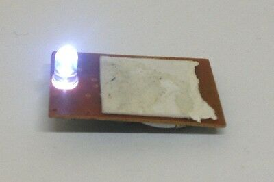 3V CR2032 LED PCB Flasher Board White Flashing Special Effects