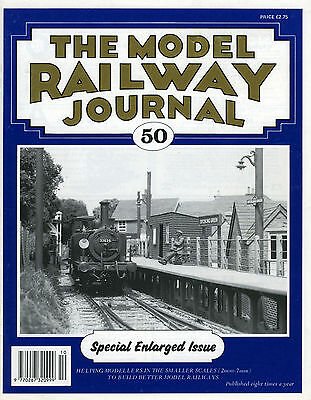 THE MODEL RAILWAY JOURNAL 1991 No. 50 Special Enlarged Issue England Trains