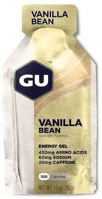 NEW Gu Energy Gel Box of 24 - 12 Flavours to choose from from Ezi Sports Store