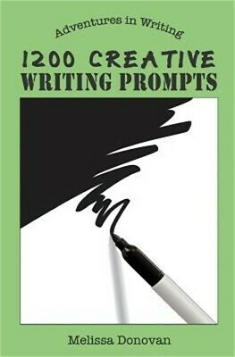1200 Creative Writing Prompts (Paperback or Softback)