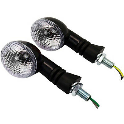 MCS NEW Mx KTM EXC EXC-F 2005-2016 Clear Lens LED Dirt Bike Indicator Pair
