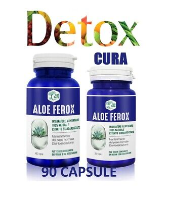ALOE FEROX 90 cps,DIMAGRANTE DETOX ATTENTI FALSI ANNUNCI COPIATI!470 KIT VENDUTI