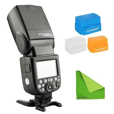 Godox TT685S 2.4G HSS 1/8000s TTL GN60 Wireless Speedlite Flash for Sony MI DSLR
