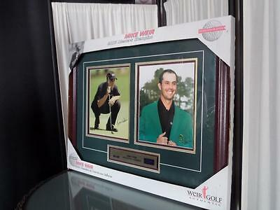 Mike Weir  Authentic 2003 Masters Champion Green Jacket / Bell Can. Open