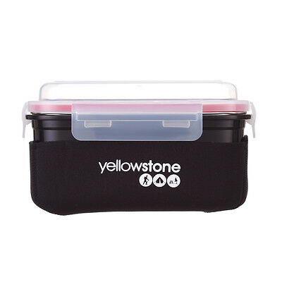 850ml Flameless Cook Set with Super Power (50g) heat pack - Yellowstone