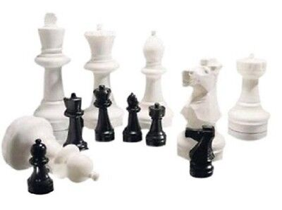 Chess Piece Set - Large – Rolly Outdoor Games