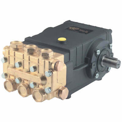 General Pump T1011 Pump, 47 Series Belt Drive 5.6 GPM@2000 PSI, 1450 RPM, 24mm S