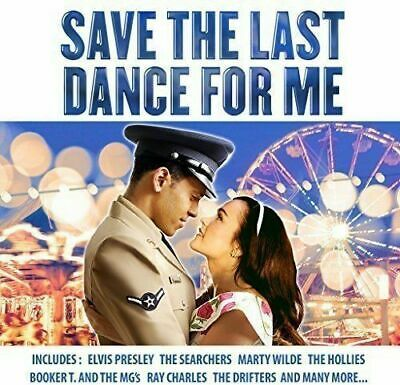 Various Artists - Save The Last Dance For Me (2xCD) Feat Elvis Presley , Hollies