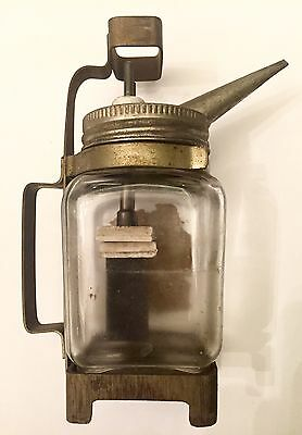 Antique Early 1900's American Sundries Electrified Steam Atomizer Vaporizer Old