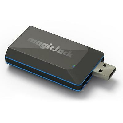 MagicJack GO VOIP Adapter Digital Phone Service - Includes 12 months of Service