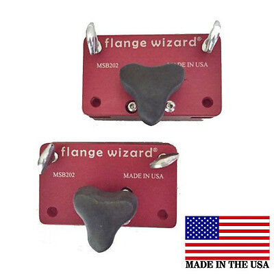 Flange Wizard MSB202 Off/On Magnetic Blocks