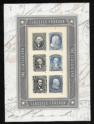 #5079 Classics Forever - Forever  2016 Issue - MNH Sheet of 6