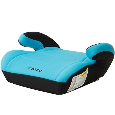 Cosco Juvenile Top Side Booster Car Seat Turquoise NEW