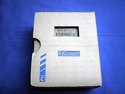Crouzet Safety Relay KNA3 RS 85-100-435 NIB