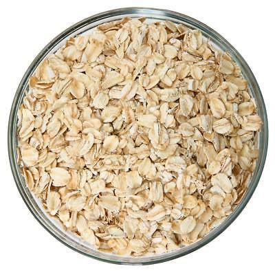 Our Organics Oats Rolled 3kg THIS PRODUCT IS NOT GLUTEN FREE