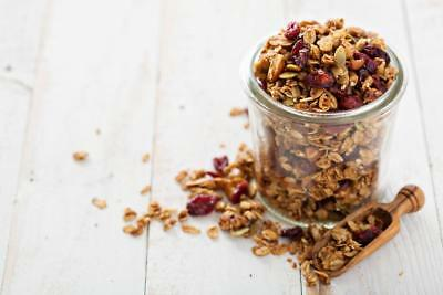 Our Organics 4 Grain Toasted Muesli 1kg THIS PRODUCT IS NOT GLUTEN FREE