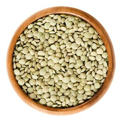 Our Organics Green Lentils  3kg Organic Gluten Free Health Food
