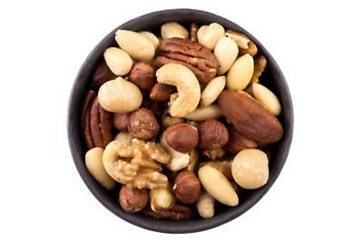 Our Organics Nut Mix raw 500g Organic Gluten Free Health Food