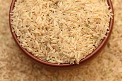 Just Gluten Free Organic Brown Basmati Rice 3kg Organic Gluten Free Health Food
