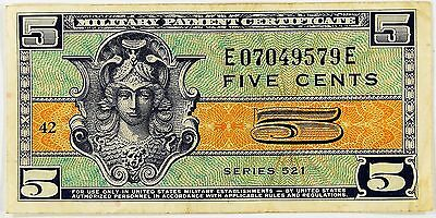Mpc Series 521  .05 Cents