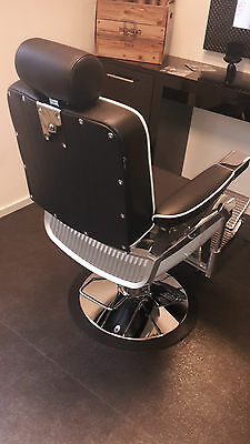 REM UK Ltd Barber Chair Emperor