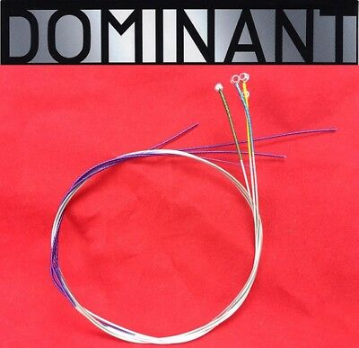 Dominant Violin String set 135B 4/4 with with LOOP E End