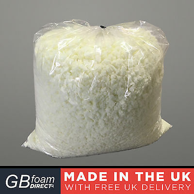 3kg Memory Foam Crumb | Bean Bag | Cushion/Pillow Filling | Quality Stuffing