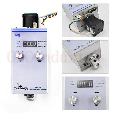 Automatic Arc Voltage CNC Flame & Plasma Cutting Torch Height Controller DC24V
