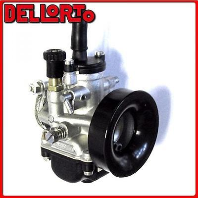 02575 Carburatore Dellorto Phbg 19 Cs Aria Manuale Beta Supermotard Rr 50 2T Lc