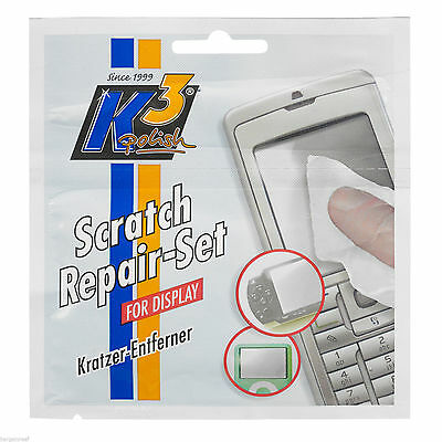 Phone Display Plastic Smartphone Screen Scratch Remover Acrylic Restorer Polish