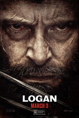 "020 The Wolverine 3 - Hugh Jackman Action 2017 Movie 24""x35"" Poster"