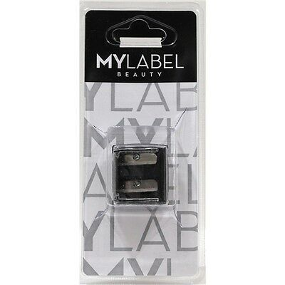 Professional Beauty Makeup Double Holed Pencil Sharpener by MyLabel