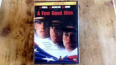 Used - DVD - A FEW GOOD MEN - Language : English, Spanish,- Region : 1