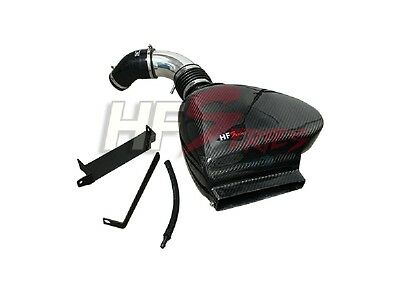 HG Motors. Luftfilter Carbon Air Intake Alurohr für Polo 6C GTI Modelle 18 TSI