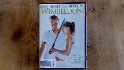 Used - DVD - WIMBLEDON - Language : English, Français ,- Region : 1 / NTSC