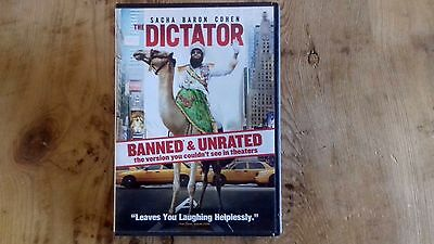 Used - DVD - THE DICTADOR - Language : English, Spanish ,- Region : 1 / NTSC