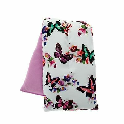 Aroma Home Soothing Luxury Beautiful Butterfly Print Lavender Scented Body Wrap
