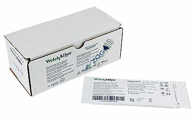 Welch Allyn 45008-0000 ECG Resting Tab Electrodes - 100/PK - 10 Pack of Case