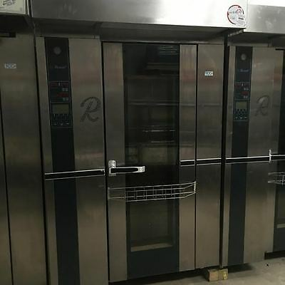 Revent 726 Single Rack Bakery Oven With Hood (Gas) (60 Day Warranty)