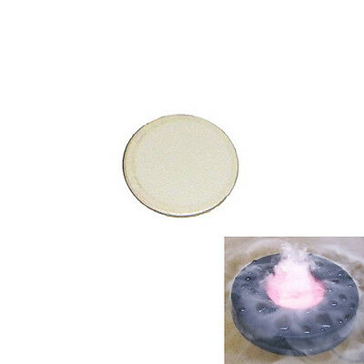 16mm Round Disc Replacement Ceramic Part Mist Maker Fog Mister Machine Ionizer