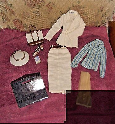 "Excellent Tyler Wentworth""beverly Hills Chic""complete Outfit-16"" Dolls-No Box-"