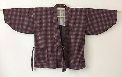 Authentic Japanese purple dochugi for women, Japan import, used (H1180)