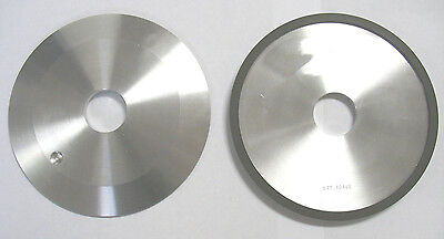 "Diamond Grinding Facing Wheel, 6"" Type 4A2, 400 Grit for Carbide Circle Saws"